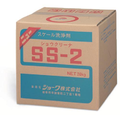 ■ショーワ ショウクリーナニューSS-2 バックインボックス (1個入)  〔品番:2501601〕[TR-8571507]