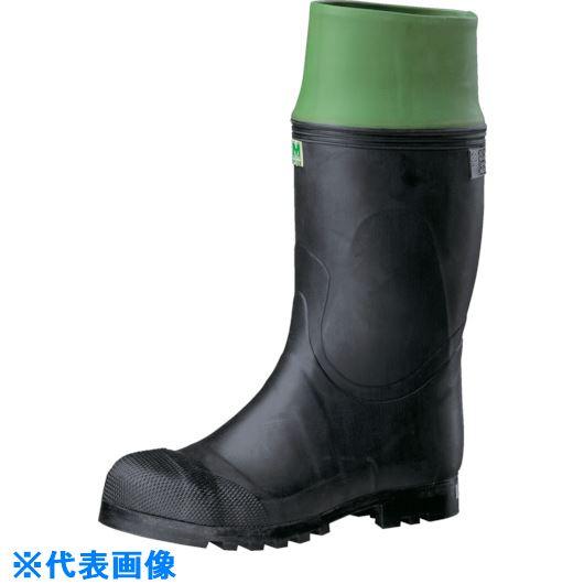■ミドリ安全 安全長靴 913フ-ド付 25.5cm〔品番:913F-25.5〕[TR-8572264]