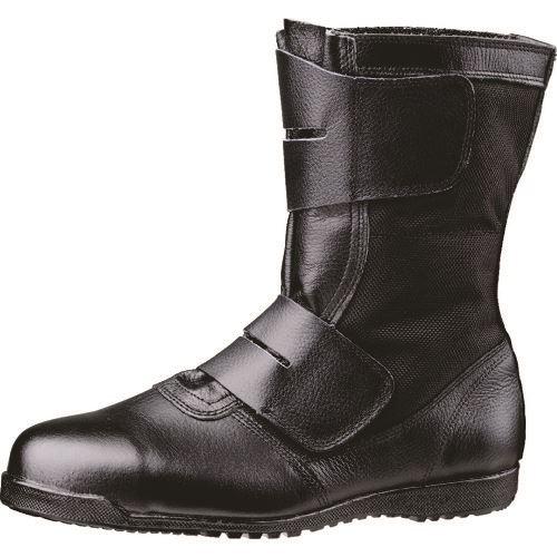■ミドリ安全 高所作業用安全靴 CT515ブラック 24.5CM  〔品番:CT515-BK-24.5〕[TR-8573022]