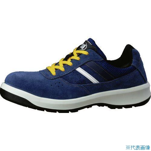 ■ミドリ安全 高機能立体成形安全靴 G3550ブルー静電 26.5CM  〔品番:G3550S-BL-26.5〕取寄[TR-8573586]