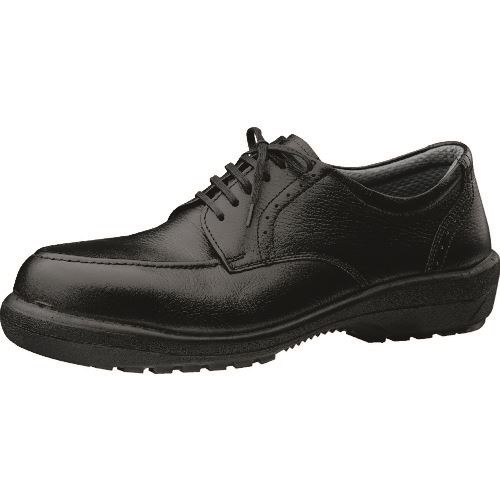 ■ミドリ安全 新ラバー2層底安全靴 RT713ブラック 27.5cm〔品番:RT713-27.5〕[TR-8577571]