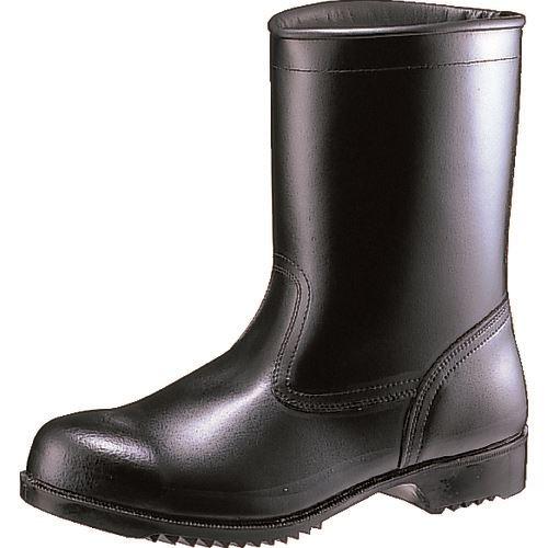 ■ミドリ安全 耐油・耐薬品仕様安全靴 V2400NT耐滑 24cm〔品番:V2400NTT-24.0〕[TR-8578771]