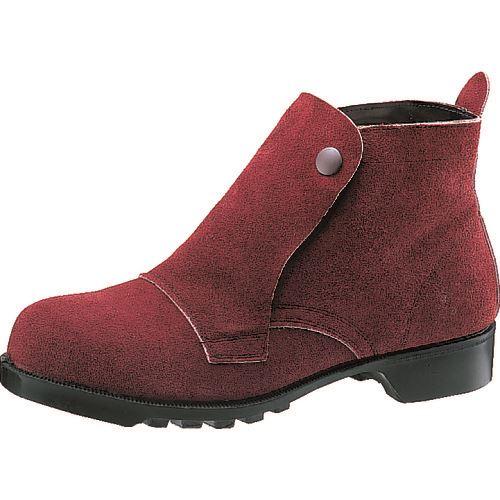 ■ミドリ安全 熱場作業用安全靴 V2610 25.5cm〔品番:V2610-25.5〕[TR-8578784]