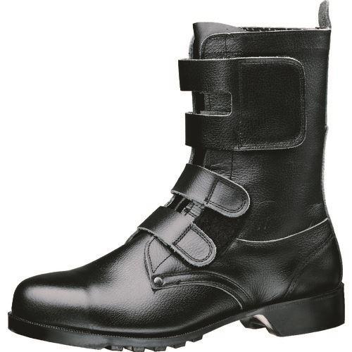 ■ミドリ安全 ゴム底安全靴 V275N 25.5cm〔品番:V275N-25.5〕[TR-8578804]