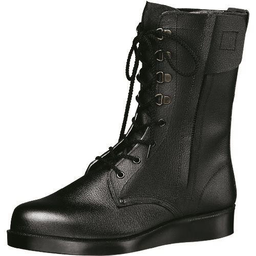 ■ミドリ安全 舗装工事用安全靴 VR230Fブラック 28cm〔品番:VR230F-28.0〕[TR-8579070]
