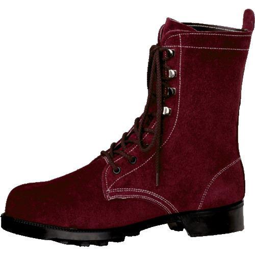 ■ミドリ安全 熱場作業用安全靴 W3901N 24cm〔品番:W3901N-24.0〕[TR-8579276]
