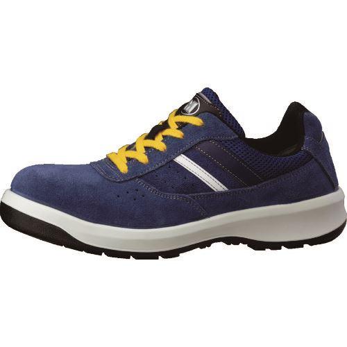 ■ミドリ安全 高機能立体成形安全靴 G3550ブルー静電 22.0cm〔品番:G3550S-BL-22.0〕[TR-8590718]【個人宅配送不可】