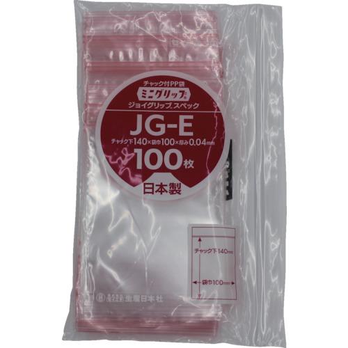 ■セイニチ ミニグリップ ジョイグリップスペック JG-E 140×100×0.0  〔品番:JG-E〕[TR-8590878]【個人宅配送不可】
