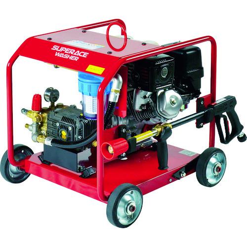 ■スーパー工業 エンジン式 高圧洗浄機 SER-3010-5  〔品番:SER-3010-5〕直送元[TR-8591137]【大型・重量物・個人宅配送不可】