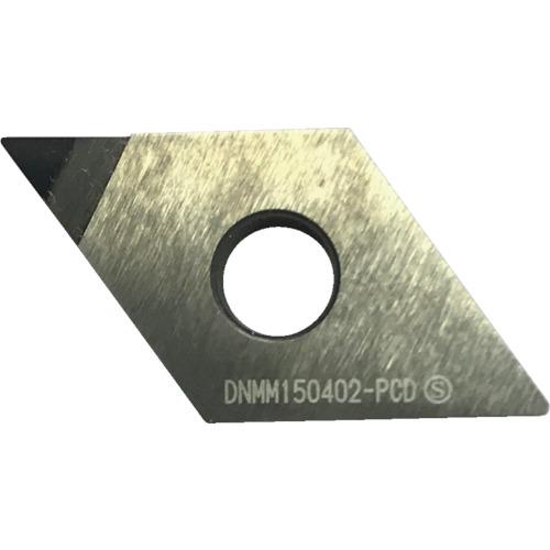 ■三和 ダイヤモンドチップ ひし形55° スクイ10°  〔品番:DNMM150402-PCD〕取寄[TR-8593811]
