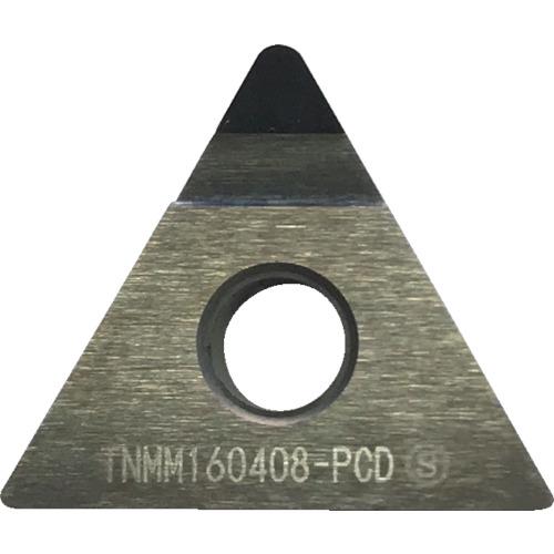 ■三和 ダイヤモンドチップ 三角 スクイ10°  〔品番:TNMM160408-PCD〕[TR-8593837]