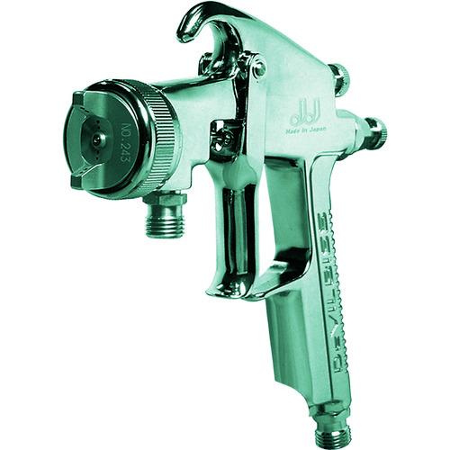 ■デビルビス 吸上式スプレーガン標準型(ノズル口径1.3mm)〔品番:JJ-K-343-1.3-S〕[TR-8594217]