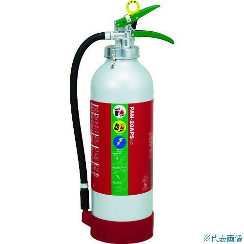 ■ドライケミカル ABC粉末消火器20型〔品番:PAN-20APS1〕[TR-8594405]