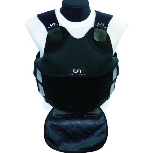 ■US Armor インナーキャリア ACS(女性用) ブラック S〔品番:F-500300F-BLK-S〕[TR-8594444]
