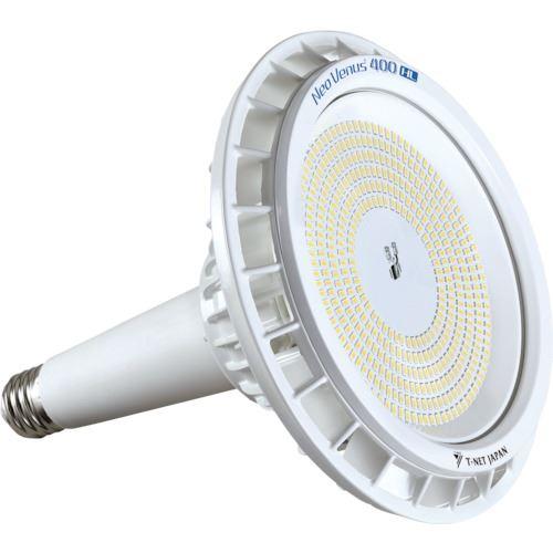 ■T-NET NT400 ソケット型 レンズ可変 電源外付 クリアカバー 昼白色  〔品番:NT400N-LS-SC〕[TR-8595181]【個人宅配送不可】