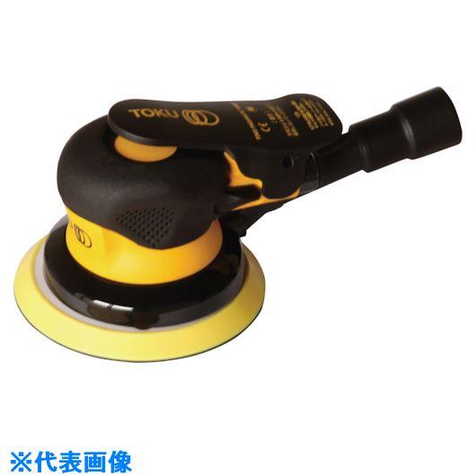 ■TOKU ダブルアクションサンダー 自吸塵式 ビニールフェース  〔品番:MS-780G6-V〕外直送[TR-8595657]