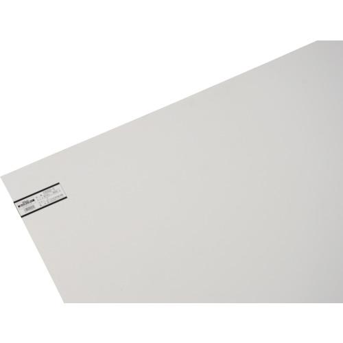 ■光 エンビ板 白 1820×900×2.0MM  〔品番:EB1892-5〕[TR-8596076]【大型・重量物・個人宅配送不可】
