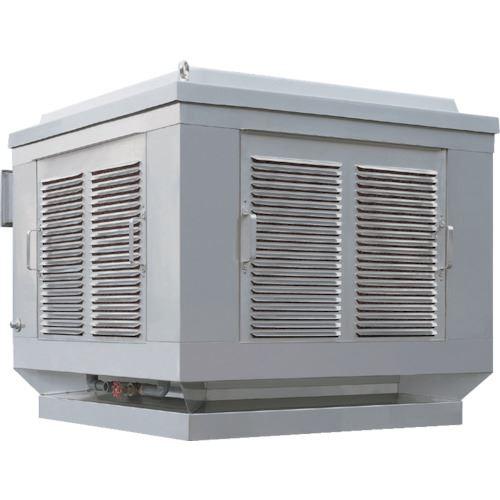 ■鎌倉 気化放熱式涼風給気装置  750Φ 屋根設置用 下方向吹出形 低騒音形 5〔品番:CRF-30Z2S-50HZ〕[TR-8597028 ]【送料別途お見積り】