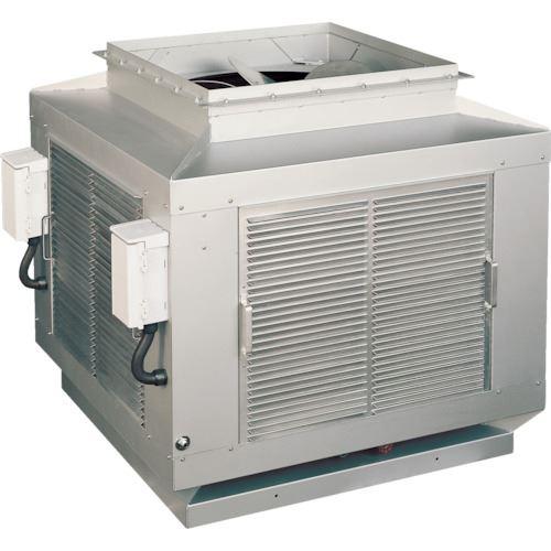 ■鎌倉 気化放熱式涼風給気装置  750Φ 床上設置用 上方向吹出形 低騒音形 5〔品番:CRF-30ZU2S-50HZ〕[TR-8597031 ]【送料別途お見積り】