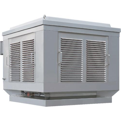 ■鎌倉 気化放熱式涼風給気装置  900Φ 屋根設置用 下方向吹出形 50Hz〔品番:CRF-36Z2-50HZ〕[TR-8597033 ]【送料別途お見積り】