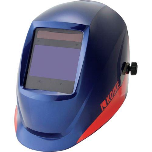 ■小池酸素 自動遮光溶接面 KADF-816S〔品番:RB001022〕[TR-8598286]【個人宅配送不可】