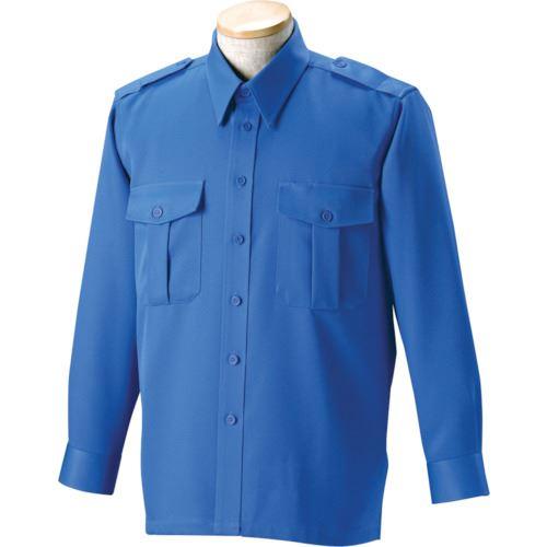 ジーベック 無地長袖シャツ18201 42 L〔品番 18201 42 L〕外直送 TR 860338454RqAjL3