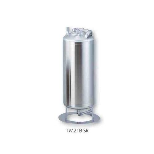 ?AS ステンレス加圧容器 TM21B-SR〔品番:1-1916-03〕[TR-8619167][送料別途見積り][法人・事業所限定][掲外取寄]