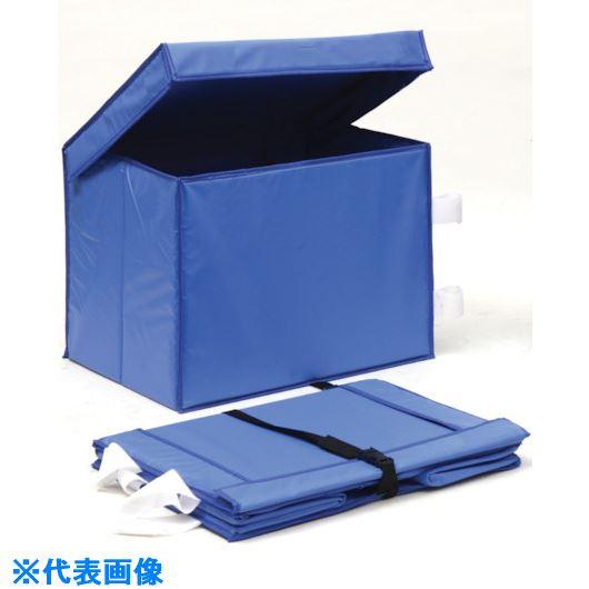 ■金沢 台車用ボックス BOX-107D〔品番:BOX-107D〕[TR-8681828]【個人宅配送不可】