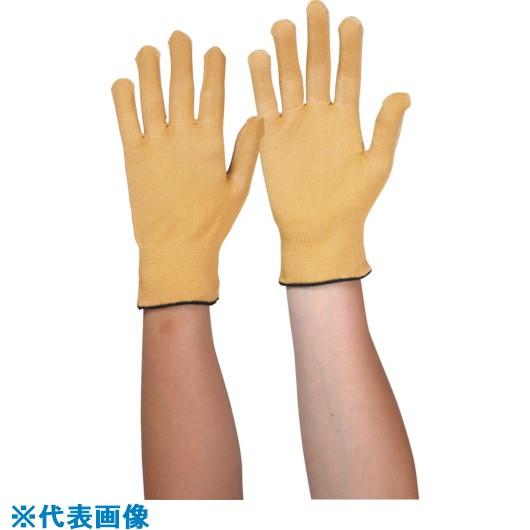 ■マックス クリーン用耐切創インナー手袋 13ゲージ クリーンパック品 (10双)〔品番:MZ670-CP-M〕[TR-8684402]
