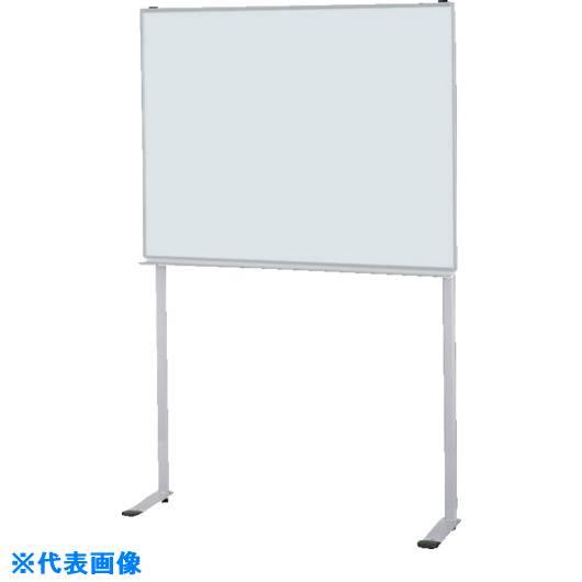 ■ナイキ 壁面専用脚付黒板〔品番:BBF412〕[TR-8684602]