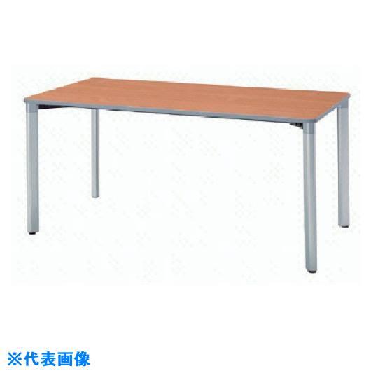 ■ナイキ 会議用テーブル〔品番:KGJ1575-LM〕[TR-8685089]【送料別途お見積り】