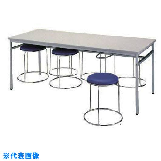 ■ナイキ 食堂用テーブル〔品番:KGK1875-WS〕[TR-8685095]【送料別途お見積り】