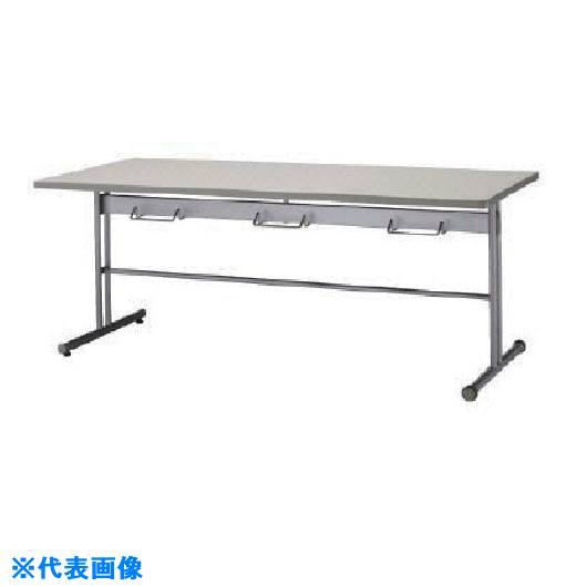 ■ナイキ 食堂用テーブル〔品番:KGM1580MC-WS〕[TR-8685096]【送料別途お見積り】