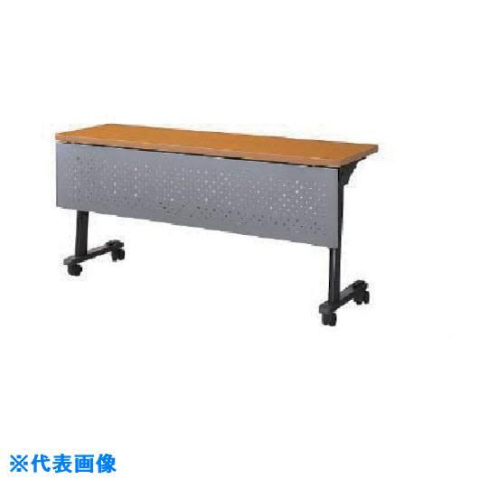 ■ナイキ 会議用テーブル〔品番:KUL1560SPT-BM〕[TR-8685236]【送料別途お見積り】