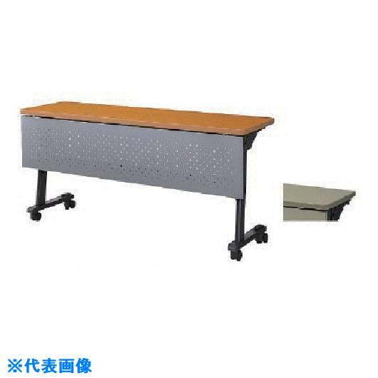 ■ナイキ 会議用テーブル〔品番:KUL1860SPT-LGL〕[TR-8685249]【送料別途お見積り】