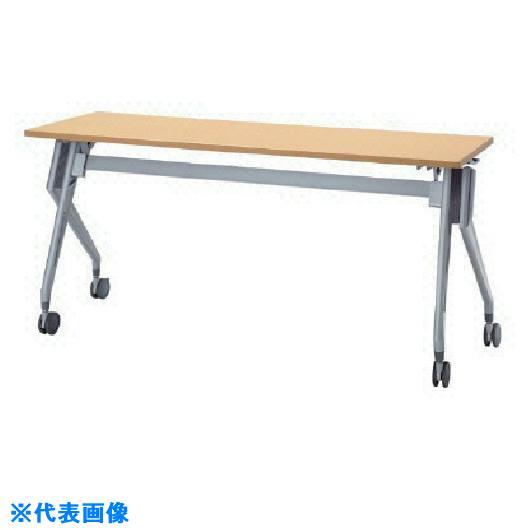 ■ナイキ 会議用テーブル〔品番:KUV1545T-SW〕[TR-8685276]