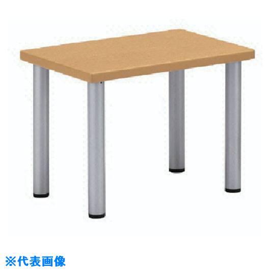 ■ナイキ テーブル 外寸法:W600×D400×H420  〔品番:RT102H-NA〕掲外取寄[TR-8686152]