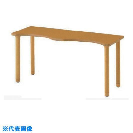 ■ナイキ 木製テーブル〔品番:RT1660SHC-NA〕[TR-8686155]
