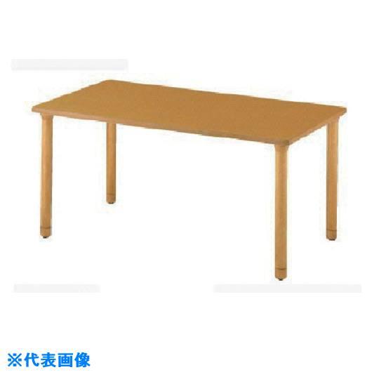 ■ナイキ 木製テーブル〔品番:RT1690LC-NA〕[TR-8686161]