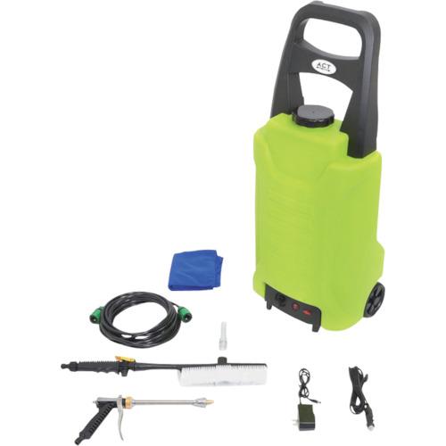 ■サンコー タンク式充電どこでも高圧洗浄機〔品番:ACTD2WS8〕[TR-8688116]
