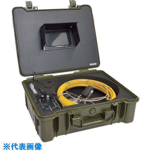 ■Dino‐Lite 配管用内視鏡スコープpremier40Mメーターカウンター付〔品番:CARPSCA41〕[TR-8688129]