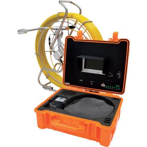 ■Dino‐Lite 配管用工業内視鏡カメラシステム120M〔品番:PIP120HK〕[TR-8688210]【大型・重量物・個人宅配送不可】
