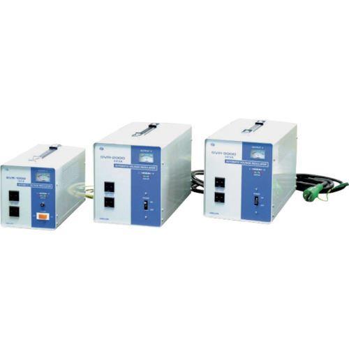 ■スワロー 交流定電圧電源装置 サイリスタ式〔品番:SVR-3000〕[TR-8688484][送料別途見積り]「法人・事業所限定][掲外取寄]