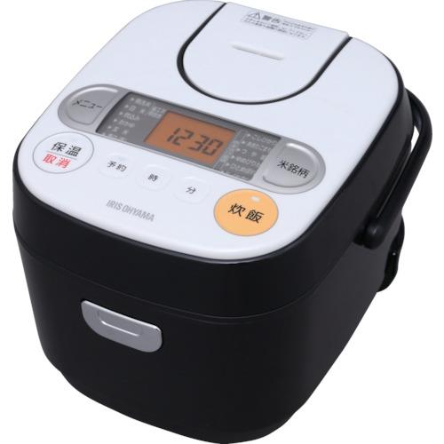 ■IRIS 米屋の旨み 銘柄炊き ジャー炊飯器〔品番:RC-MA30-B〕[TR-8688955]【個人宅配送不可】