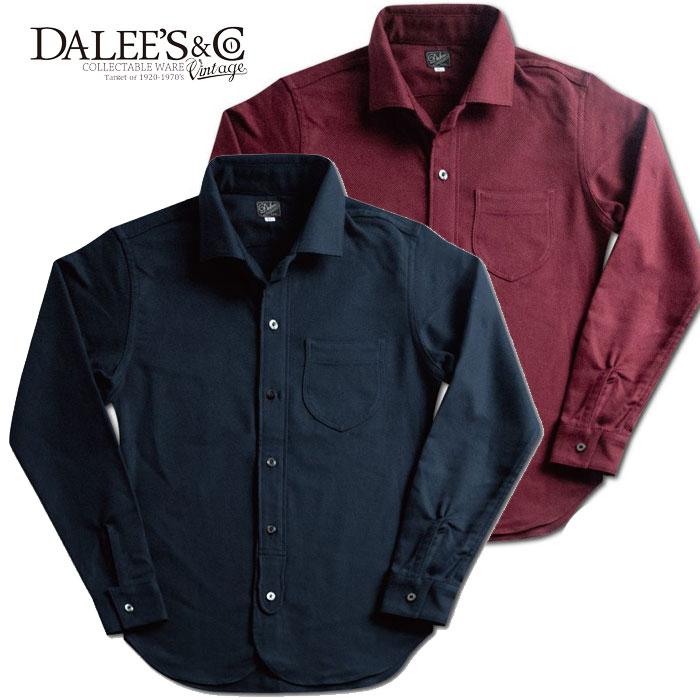 dress&work サージル flannel ネルシャツ Sergil DALEE'S 30s ダリーズ メンズ 長袖 デラックスウエア