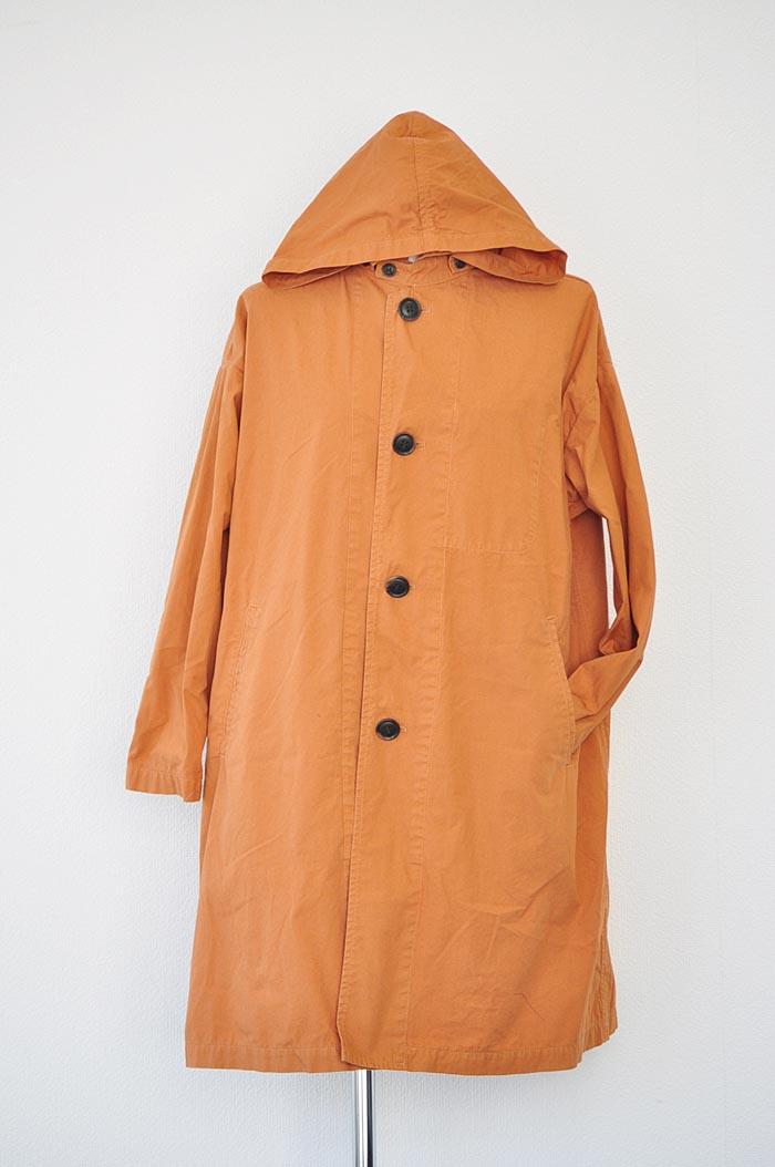 ナチュラルランドリー NATURAL LAUNDRY ジャケット コート C.W イージーコート 長袖 無地 7171J-003