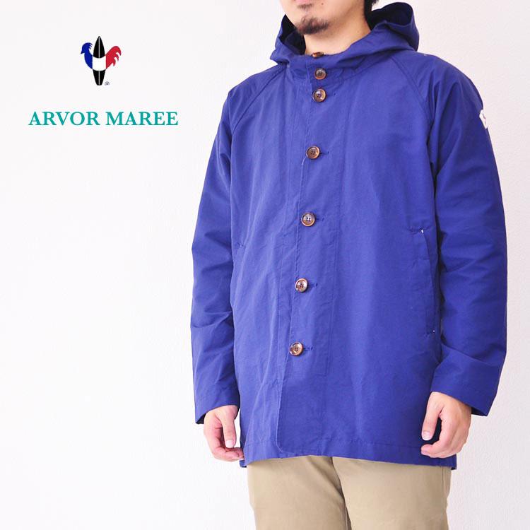 ARVOR MAREE アルボーマレー SHORE PARKA ジャケット パーカー