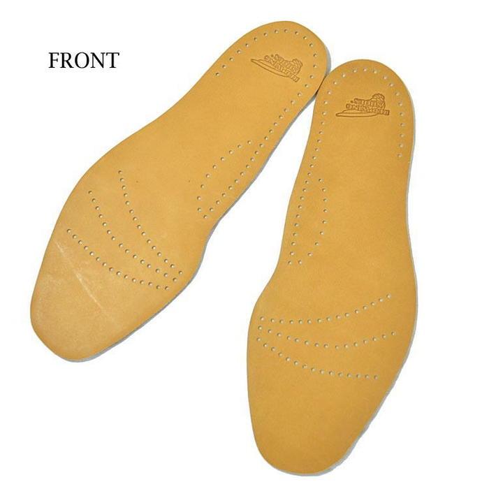 红翼红矫形鞋垫皮革鞋垫 96356 红翼男装真皮鞋垫