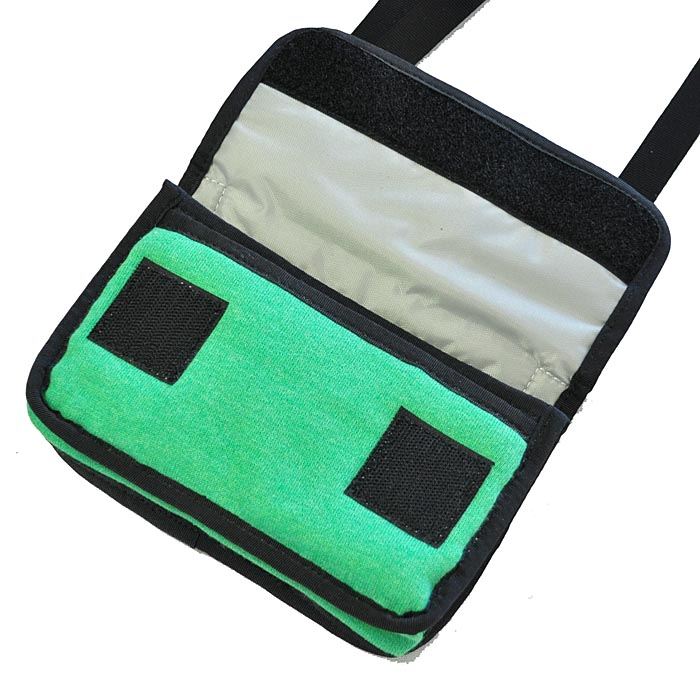 查姆的/CHUMS/门/Mini Pouch Sweat/小门的/背/挎包/钱包/查姆的潮湿/CHUMS/CH60-0727
