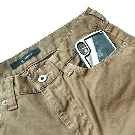 d52a0eb6aa firstadium  John Bull underwear men tricotine snag underwear khaki L ...